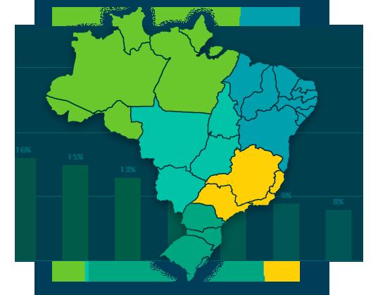 Em 2017, desenvolvemos juntos a consultoria JLeiva Cultura & Esporte, o primeiro mapeamento nacional de projetos que compartilham do objetivo de contribuir para a ampliação da educação musical no Brasil.